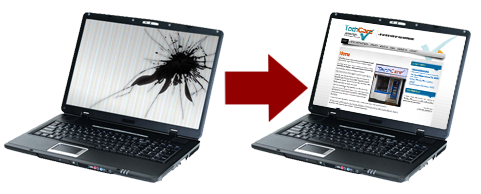 Laptop Screen Repair in Delhi NCR