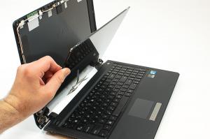 Laptop Body Repair & Replacement