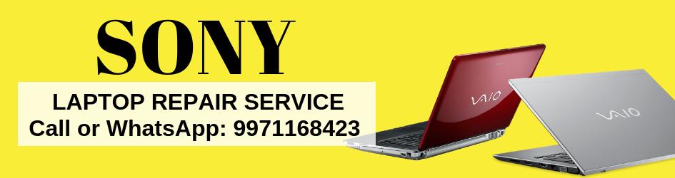Sony Laptop Service Centre